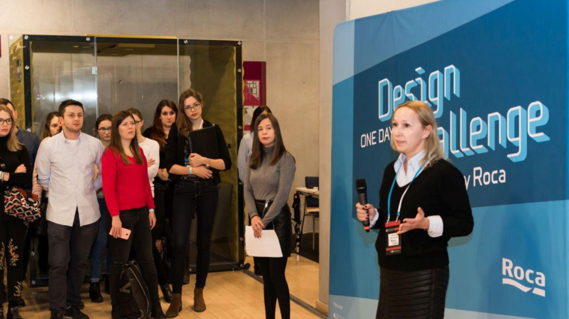 Uroczyste ogłoszenie wyników i wręczenie nagród odbyło się o 26 stycznia br. w Międzynarodowym Centrum Kongresowym w Katowicach podczas 4 Design Days. Fot. Roca Polska, Krzysztof Matuszyński