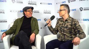 """O tym, czy Polacy są kreatywnioraz jaką rolę pełni dla nich redesign i recycling opowiada Jimi Ogden, designer i prowadzący program """"Rzeczy Od-Nowa"""" w telewizji HGTV."""