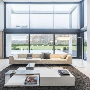 Nagroda główna - projekt domu jednorodzinnego dla rodziny 5 osobowej zlokalizowany w Katowicach. Autor projektu: Seweryn Nogalski, Beton House
