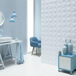 Kolekcja Colour Blue. Fot. Ceramika Tubądzin