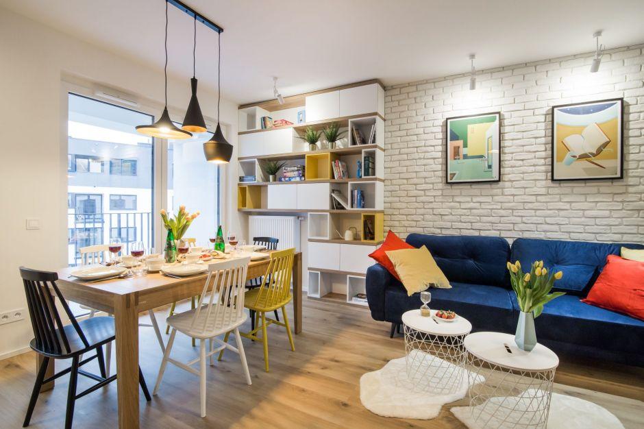 Kolorowe mieszkanie: tak stworzysz wnętrza z pasją