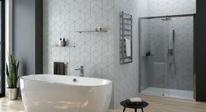 Wszyscy ceniący piękne wnętrza i kąpiele w komfortowych warunkach z pewnością znajdą wśród nowych kabin prysznicowych, brodzików i wanien idealne rozwiązania do swojej łazienki.