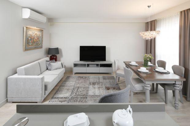 Salon z jadalnią - 10 propozycji do małego mieszkania
