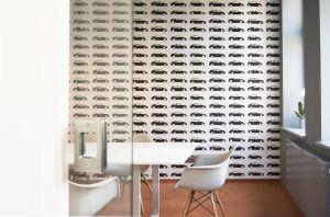 Pomysł na biuro, biuro z pomysłem - oto przykład z Chorzowa. Projekt i zdjęcie: Joanna Ochota