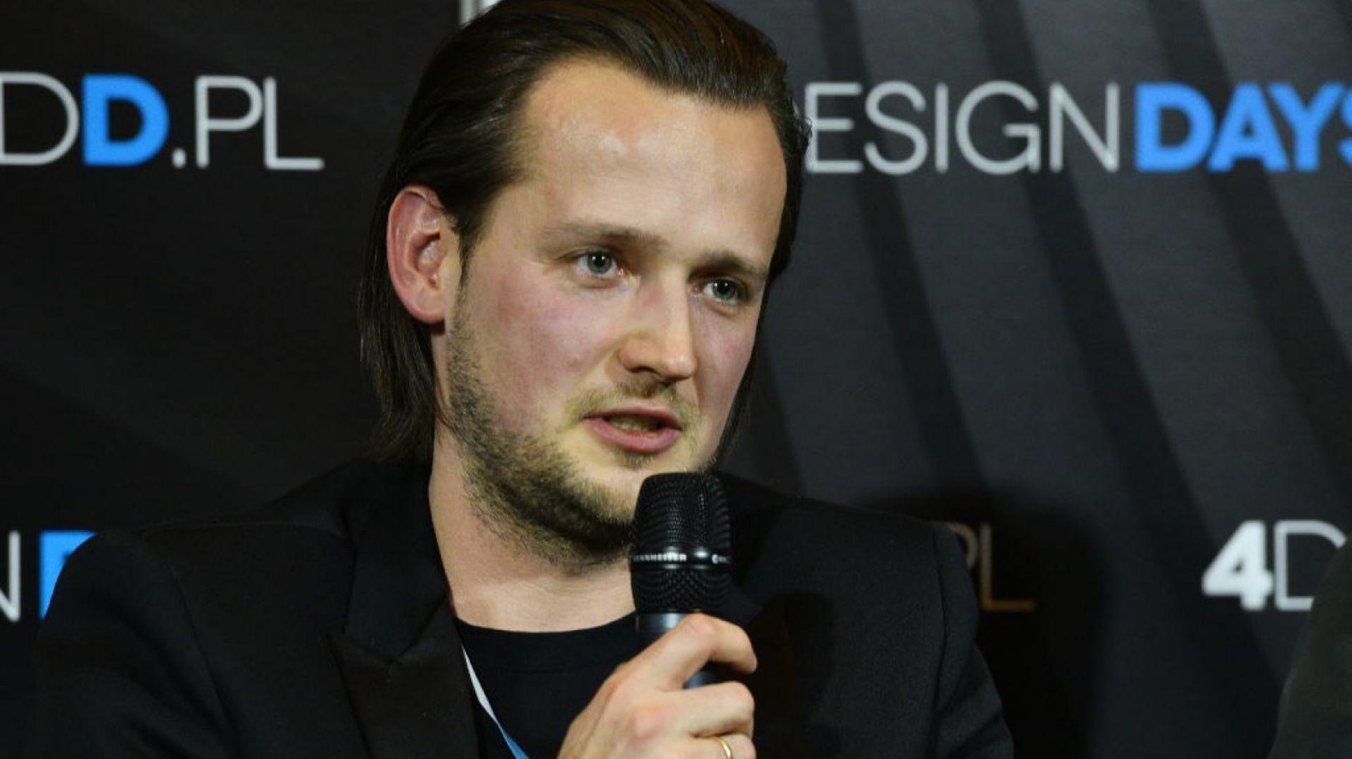 Marcin Tomaszewski, architekt z pracowni Reform. Fot. PTWP