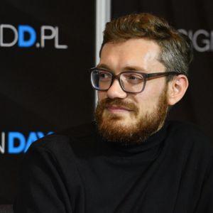 Łukasz Adamski, pełnomocnik dyrektora ds. projektów w Muzeum Śląskim. Fot. PTWP