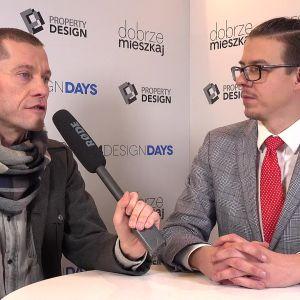 Kamil Kowalski, architekt wnętrz, projektant dostępności, ekspert z Fundacji Integracja. Fot. PTWP