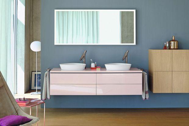Meble do łazienki - 15 kolorowych kolekcji