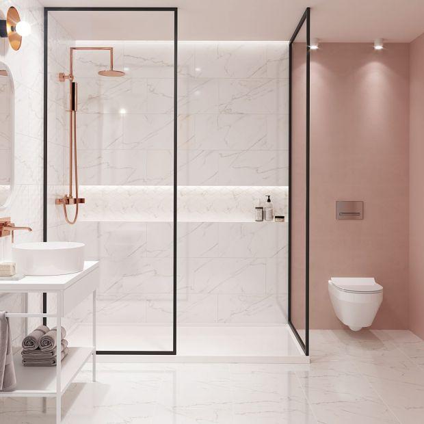 Modna łazienka - aranżacyjne trendy na 2019