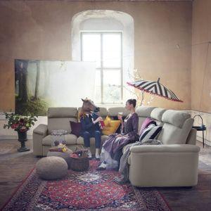 Sofa narożna 5-osobowa Lidhult. Fot. IKEA