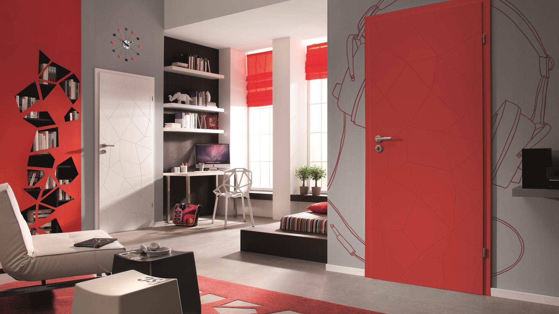 Drzwi Porta Vector Premium z możliwością personalizacji. Fot. Porta