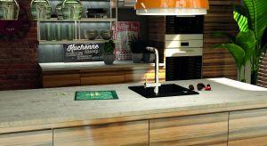 Mała kuchnia nie musi oznaczać rezygnacji z komfortu. Zaoszczędź miejsce w kuchni dzięki nowoczesnym rozwiązaniom.