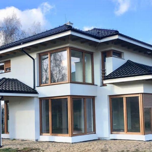 Okna narożne - niebanalne i funkcjonalne rozwiązanie