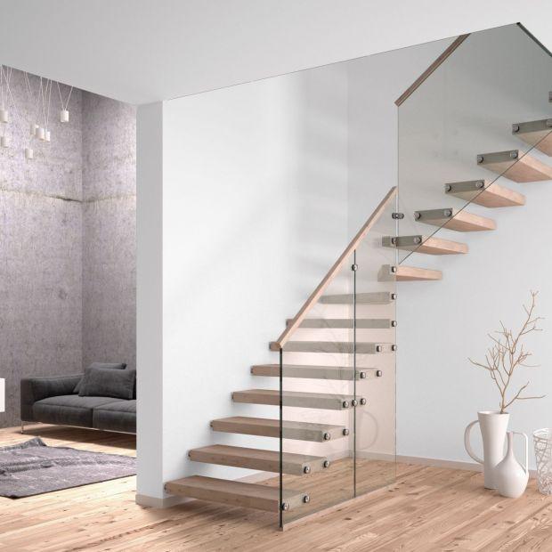 Schody w domu - dobieramy stopnie do stylu wnętrza