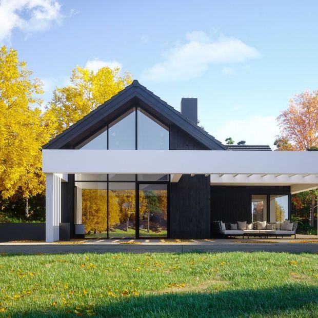 Nowoczesny dom - trendy w stolarce okiennej