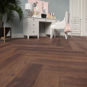 Podłoga z drewna - zobacz co będzie modne w 2019 roku:  Tmeless Collection. Fot. Baltic Wood