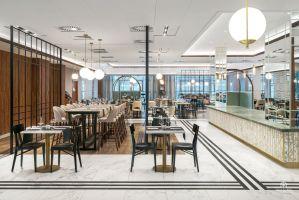 Pierwszy hotel chińskiej marki Metropolo został otwarty w Krakowie. Architekci pracowni Tremend zdecydowali się na realizację inspirowaną chińskim stylem art deco. Projekt: Tremend. Fot. Tom Kurek