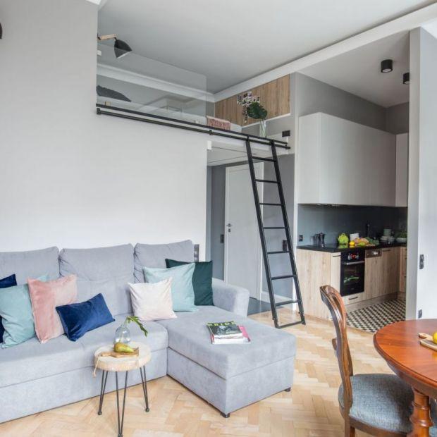 Małe mieszkanie: tak możesz je urządzić!