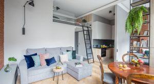 Szukacie pomysłów na urządzenie małego mieszkanie? Przygotowaliśmy dla Was kilka fajnych pomysłów, inspiracji i gotowych rozwiązań.