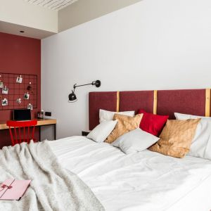 Małe mieszkanie. Projekt: JT Grupa. Fot. Foto&Mohito