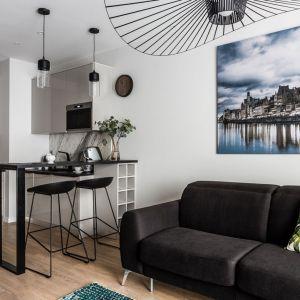 Małe mieszkanie. Projekt: Studio Projekt. Fot. Foto&Mohito, Welcome Apartment