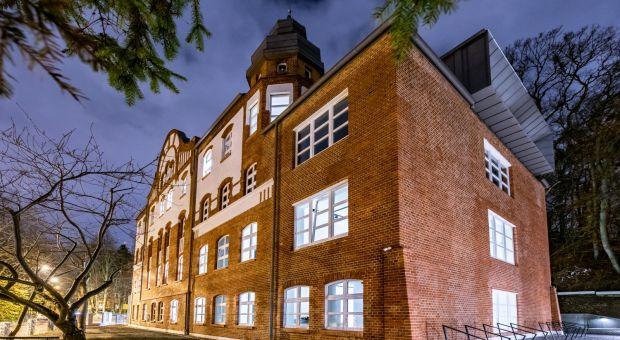 Prywatny akademik - Gdański Harvard otwarty