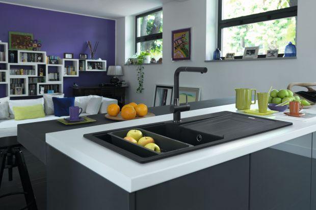 Nowość do kuchni: zlewozmywaki  w wielkomiejskim stylu