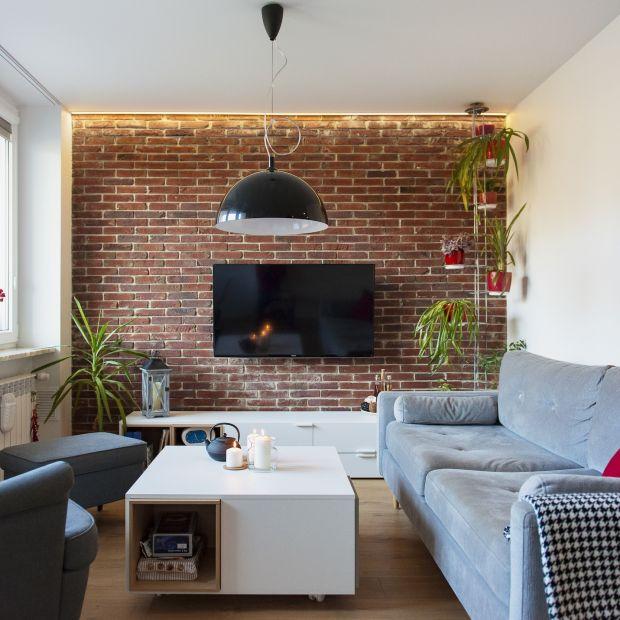 Małe, przytulne mieszkanie na Warszawskiej Woli