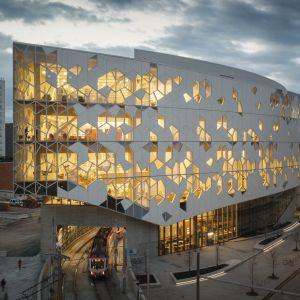 Central Library, Calgary, Kanada. Źródło: snohetta.com