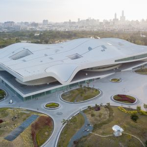 National Kaohsiung Center for the Arts, Kaohsiung, Tajwan