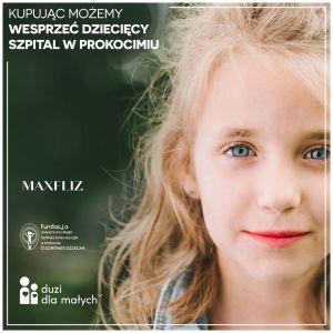 """Rusza akcja charytatywna """"Duzi dla Małych"""" Fundacji USDK """"O Zdrowie Dziecka"""" i sieci salonów Maxfliz. Celem jest zbiórka funduszy na niezbędny sprzęt medyczny dla szpitala."""