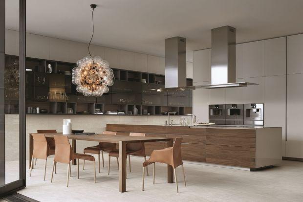 Włoski design z najwyższej półki - wyjątkowe meble do kuchni
