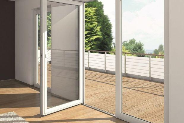 Drzwi balkonowe - rozwiązania z niskim progiem i ukrytymi zawiasami