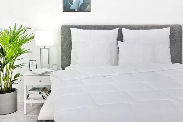 Tekstylia do sypialni - kołdra dla alergika