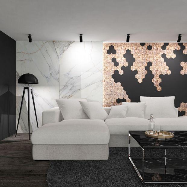 Pomysły na ściany - ponadczasowe dekoracje z mosiądzu