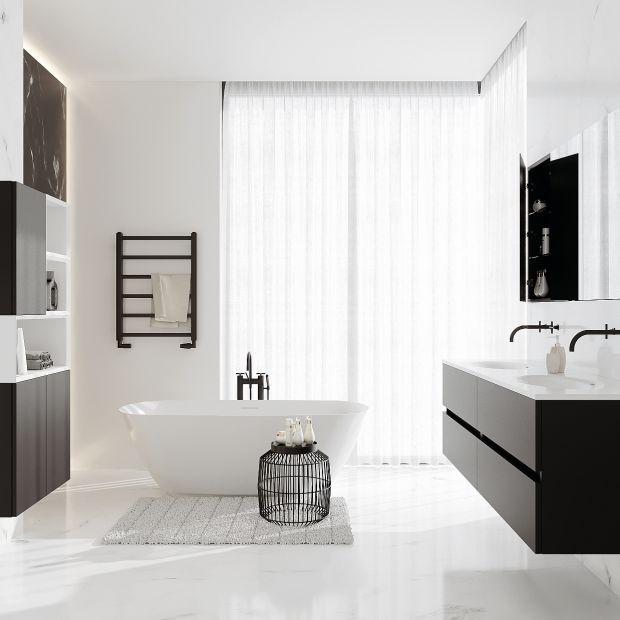 Wanna w łazience: 14 idealnych modeli
