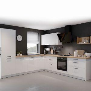 Modna kuchnia inspirowana czernią. Fot. KAM
