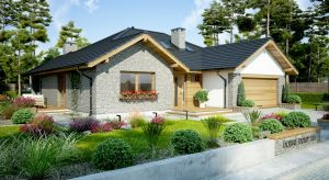 Elewacja domu – wykończona tynkiem, drewnem, farbą lub kamieniem – to najczęściej spotykany przypadek w krajobrazie domów jednorodzinnych. Coraz śmielej też sięgamy po nowoczesne rozwiązania:płyty fasadowe czy blachę.