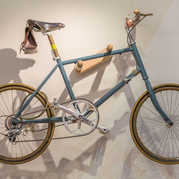 Rower w małym mieszkaniu - wygodne przechowywanie