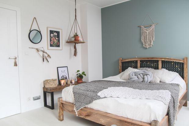 Modna sypialnia - zobacz jak urządzić klimatyczne wnętrze