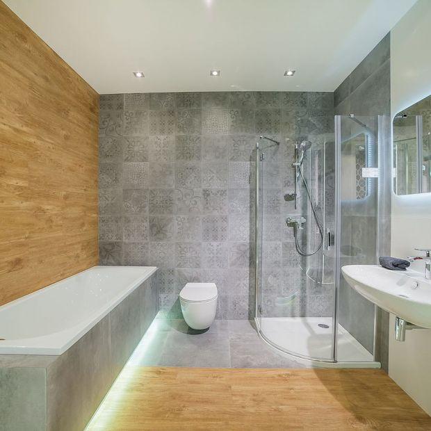 Łazienka dla rodziny - 12 pięknych wnętrz