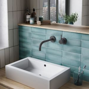 Modne płytki do łazienki. Producent: Equipe, kolekcja: Magma. Fot Equipe