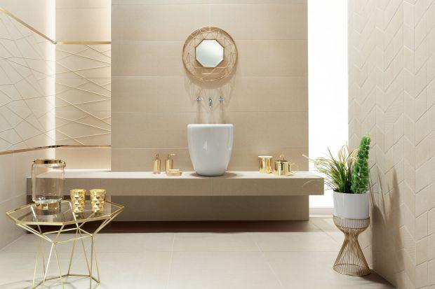Aranżacja łazienki - nowe kolekcje płytek na wiosnę