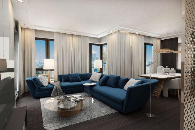 Apartament w stylu art deco. Zobacz piękną realizację