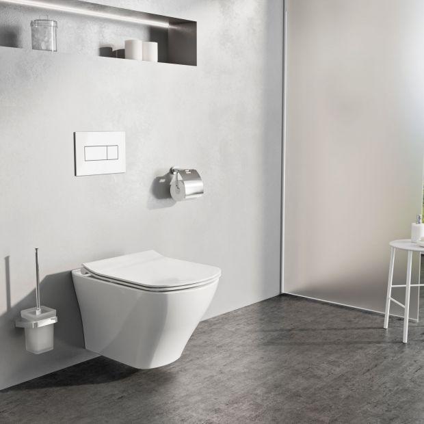 Nowości do łazienki: ceramika sanitarna łatwa w montażu