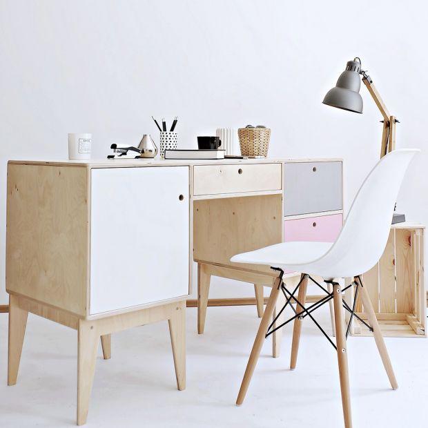 Praca w domu - polski design odpowiada na współczesne potrzeby