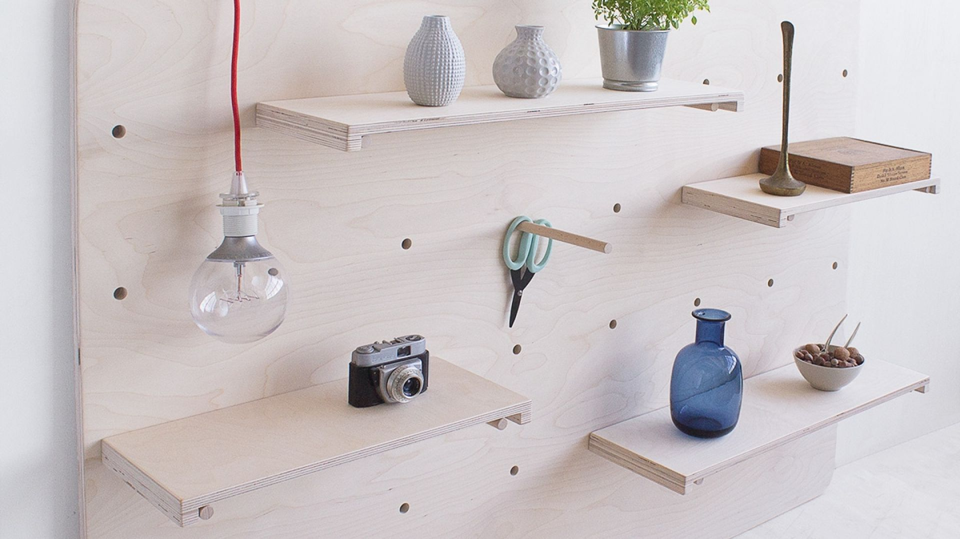 Półka Gappa, Wood Republic. Fot. Good Inside.