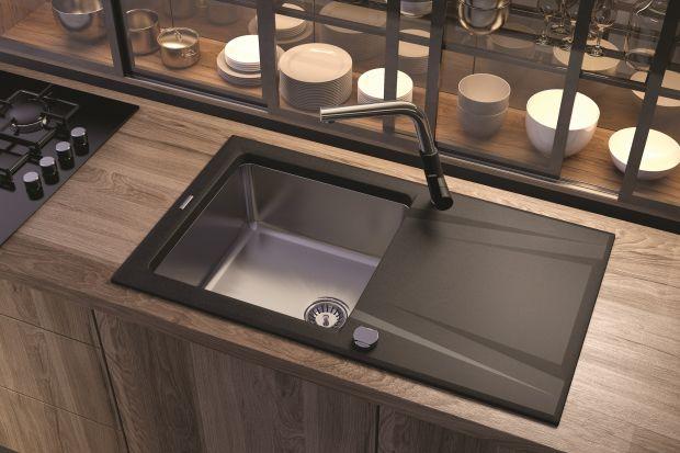 Nowość do kuchni: elegancka i nowoczesna bateria