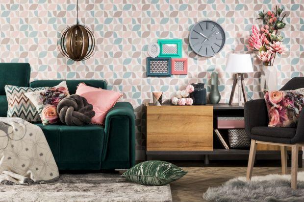 Aranżacja mieszkania - sprawdź, jak łączyć wzory we wnętrzach