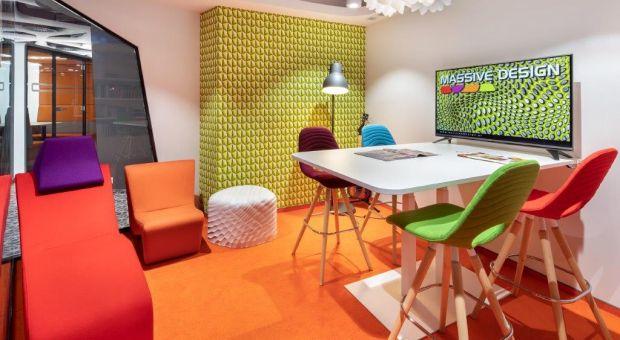 Wyjątkowa wizytówka firmy - zobacz nowe biuro pracowni Massive Design
